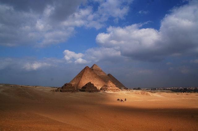 Piramide van Cheops