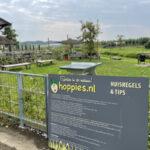 Hoppies-ingang